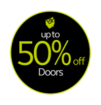 save up to £3000 plus up to 47.5% off doors