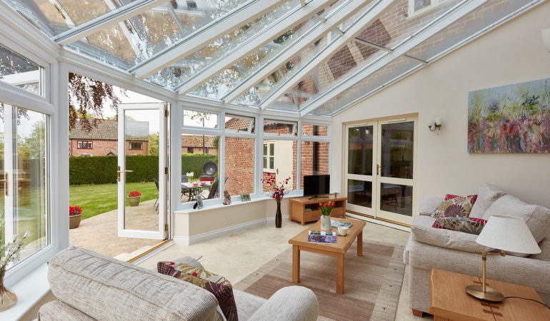 Conservatories 'Add Thousands To Value Of Houses'