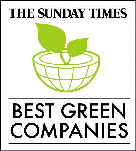 Sunday-Times Green Companies Logo