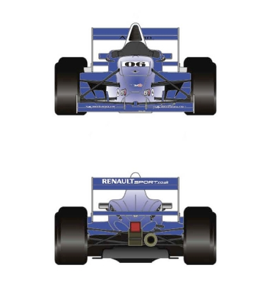 Front and back images
