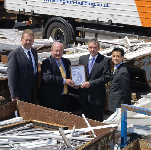 Gaining ISO 14001 is far from rubbish ask John Fairweather, Steve Pollard,