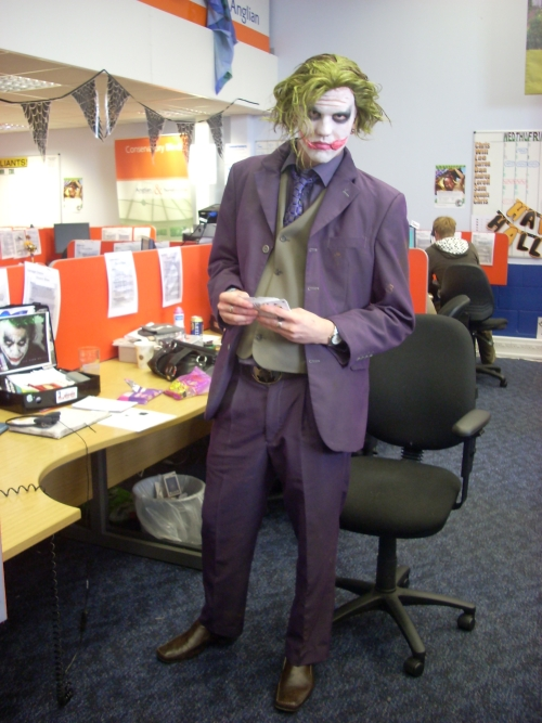 The winning Joker!