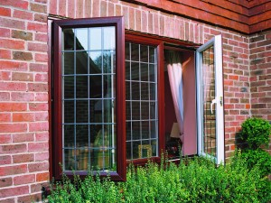 Double glazing windows - more efficient