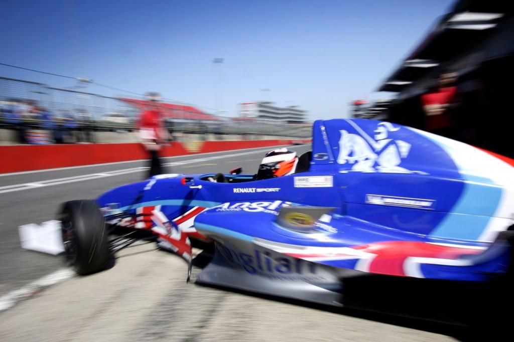 Jack Piper (GBR) Welch Motorsport Formula Renault