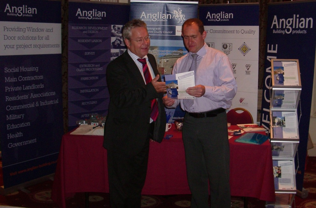 Anglian Building Products to exhibit at TAI 2010