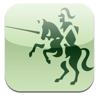 I-phone application logo