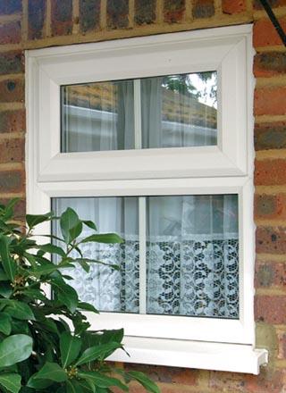 uPVC energy efficent window replacment