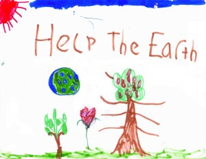 Help the earth with the green deal?
