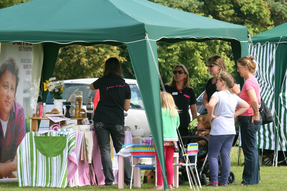 Families at the Norwich Fmaily Fun Fayre