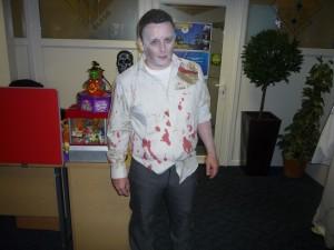 5 - Dwarf Zombie