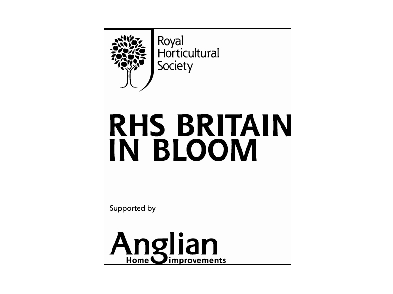 Britain in Bloom sponsored by Anglian Home Improvements