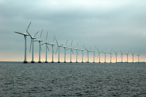 Wind- another type of green energy