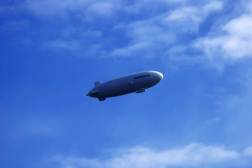 New hybrid vehicle will be like a traditional airship