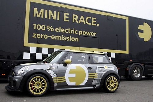 Electric Mini launch