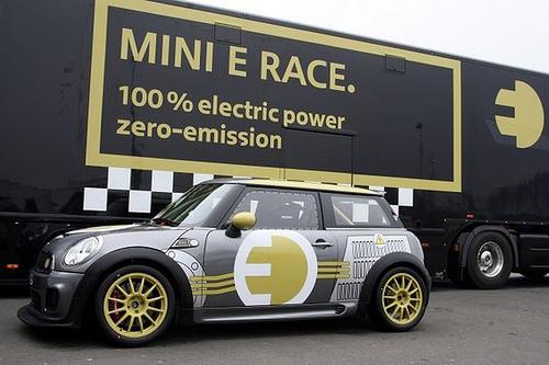Electric Mini launch