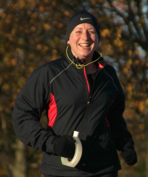 Helen Southgate training