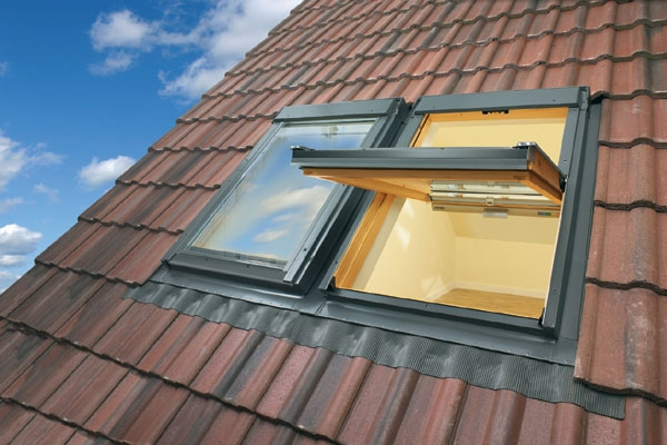 Roof Window for Panaramic Extension