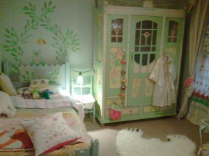 Prince's House child's room