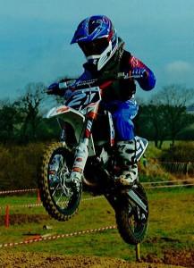 Daniel Brookes at Ringmer