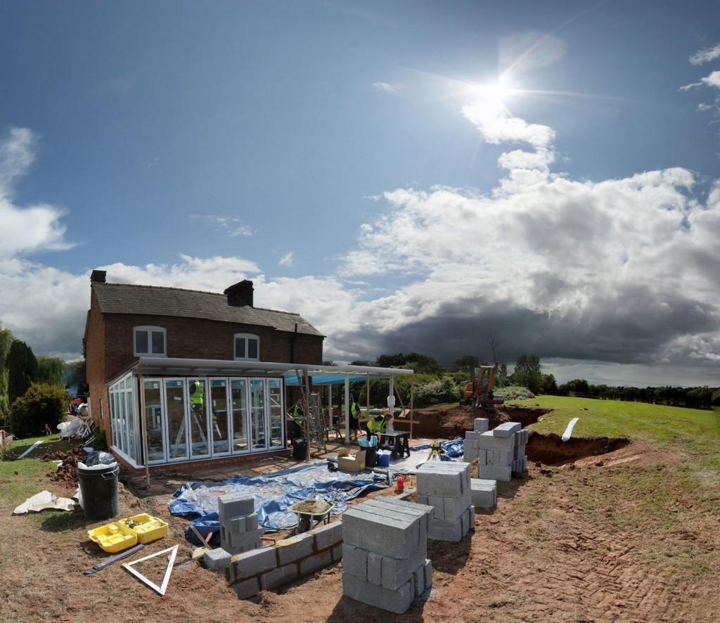 Garden ER studio build