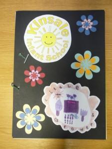 Kinsale garden scrap book