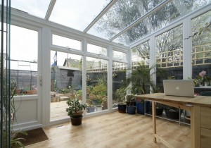 Conservatory will add value to your home
