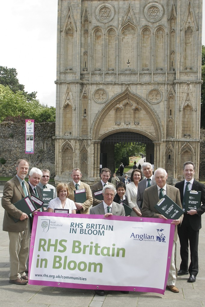 Britain in Bloom judges