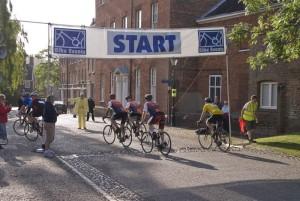 Tour de Norwich Start
