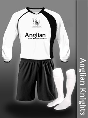 Anglian Knights kit