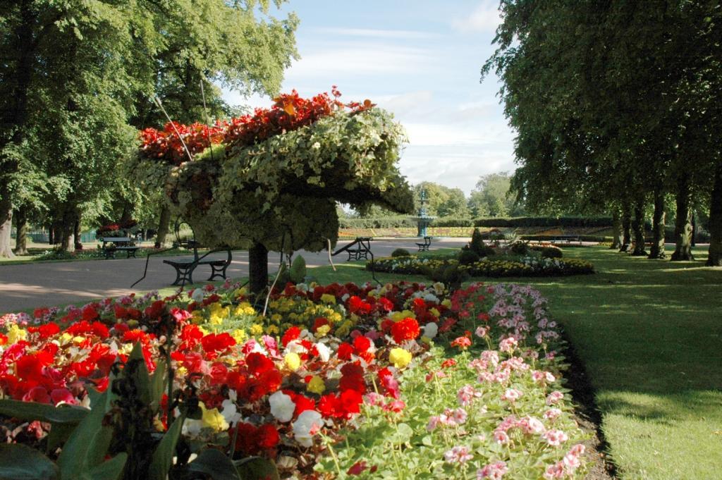 Stockton in Bloom Ropner Park