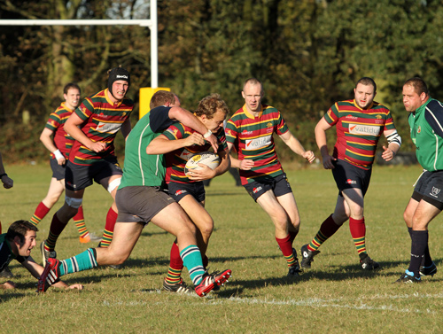 Datchworth tackling