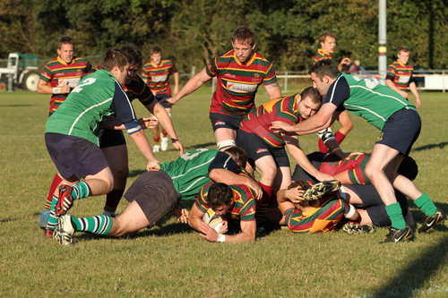 Scrappy tackling