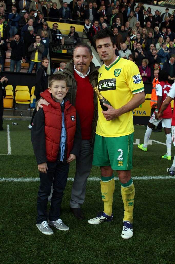 Russell Martin was Man of the Match