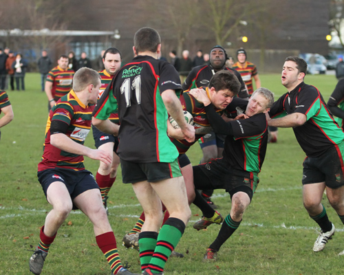 Newmarket pulling down Norwich