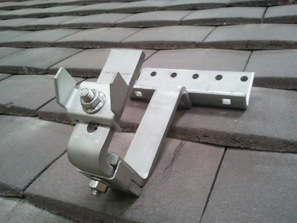 Roof fittings to keep your solar panels secure