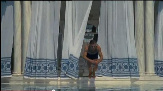 Great gatsby remake could be the return of art deco good to be home for Jay gatsby fear of swimming pools