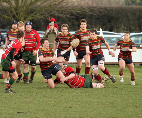 Harlow taking Norwich down