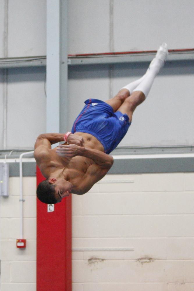 Louis Smith flip
