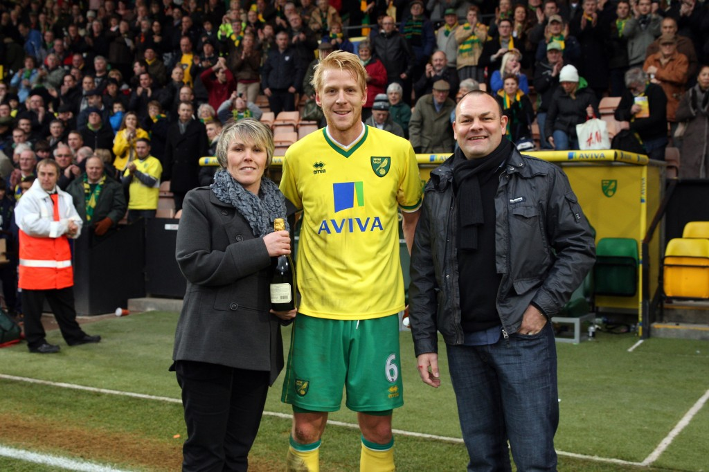 Zak Whitbread Anglian Home Improvements Man of the Match