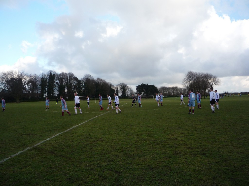 Hempnall goal-kick