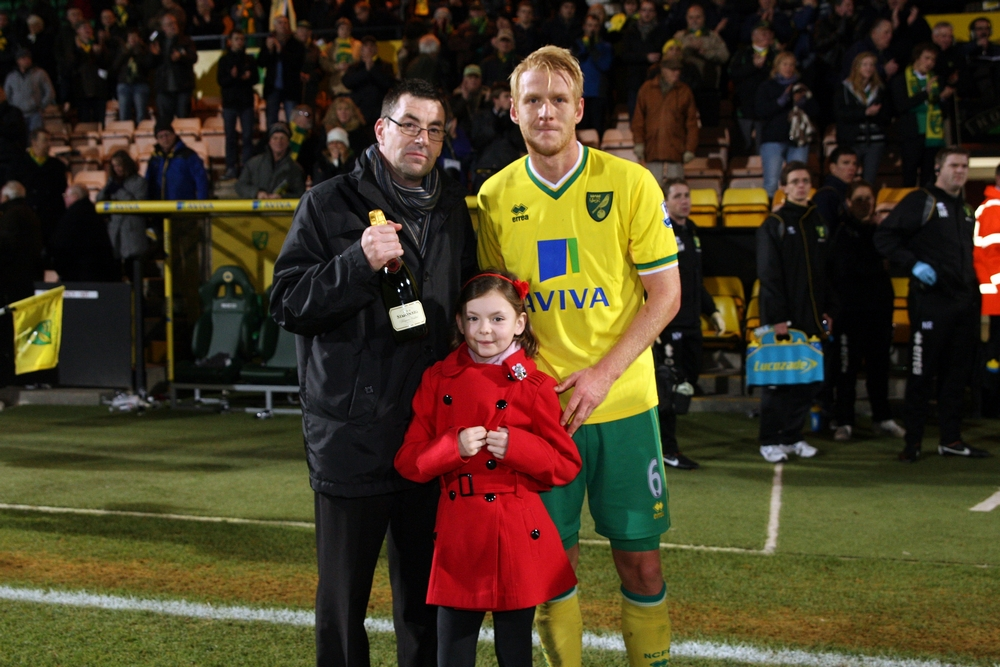 Zak Whitbread MOTM against Tottenham