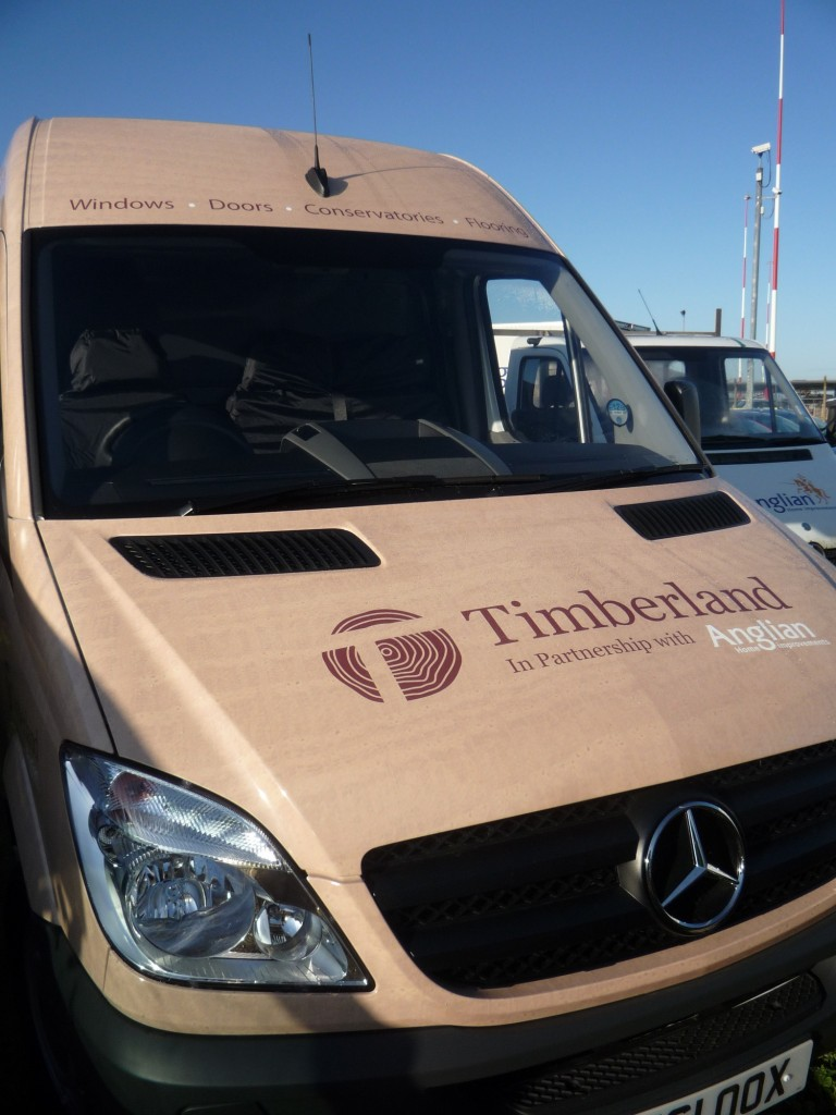 Timberland Van