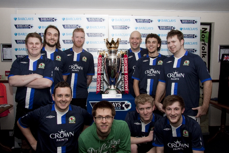 2010 Blackburn Rovers Team