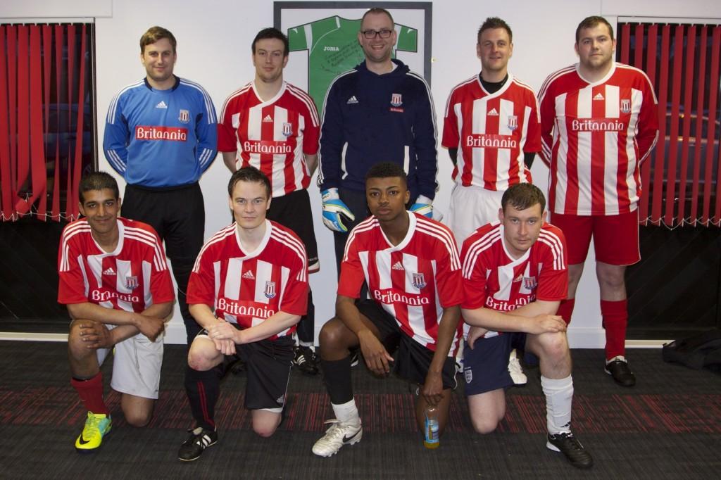Stoke City 2012