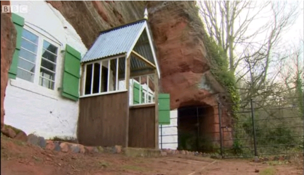 Many years of living in a rock house