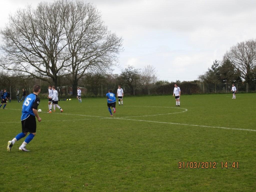 Anglian kick off