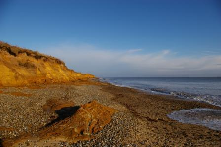 Golden Sands of the Norfolk coastline