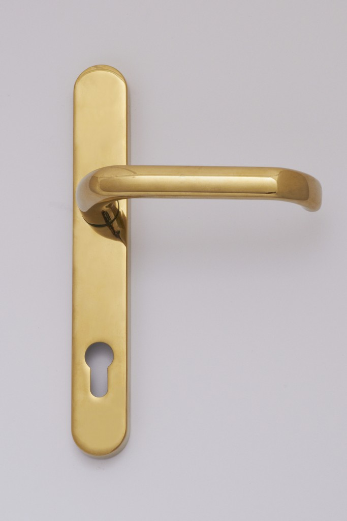 Gold Door handle