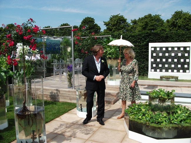 Hampton Court Flower Show July 2011