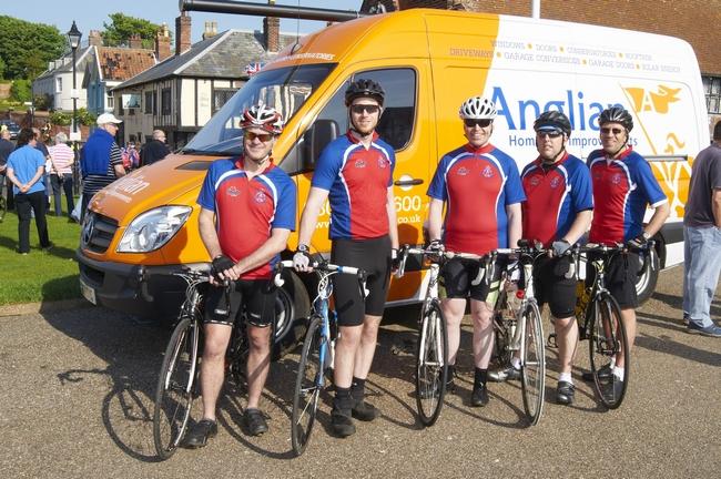 Anglian Knights Cycling Team